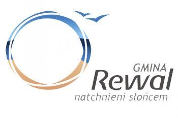gmina rewal - logo